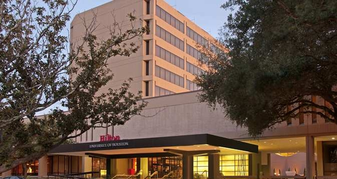 Hilton University of Houston (Exteriror Photo)